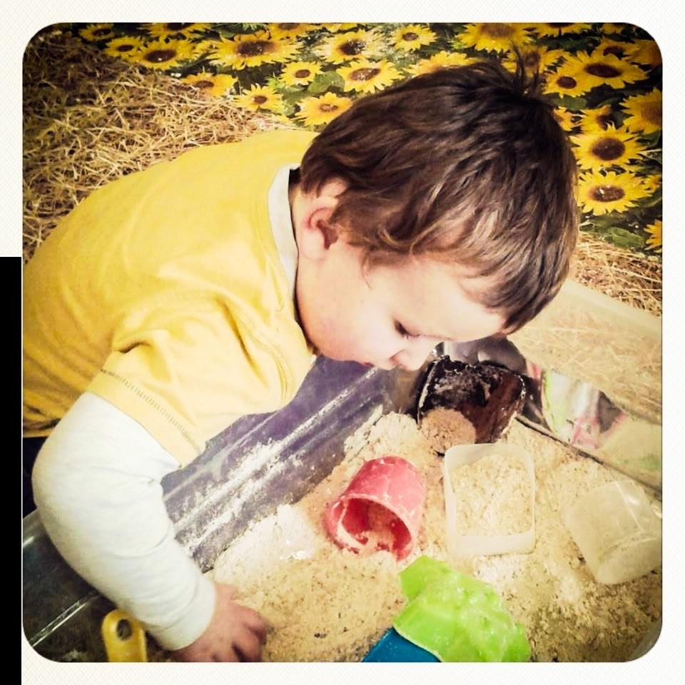 creative play ideas – Tiny Adventure
