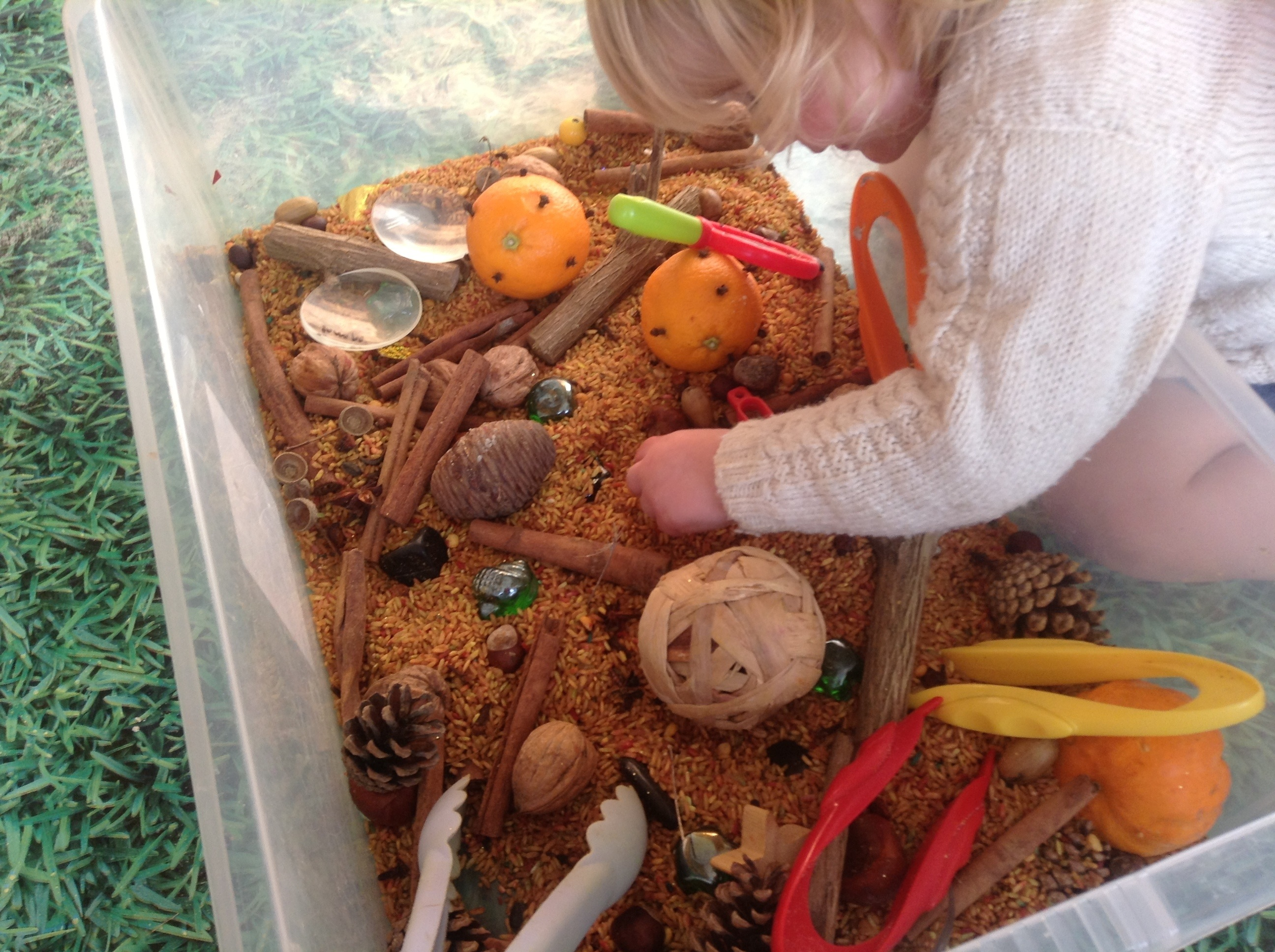 Messy Play Tiny Adventure Page 2