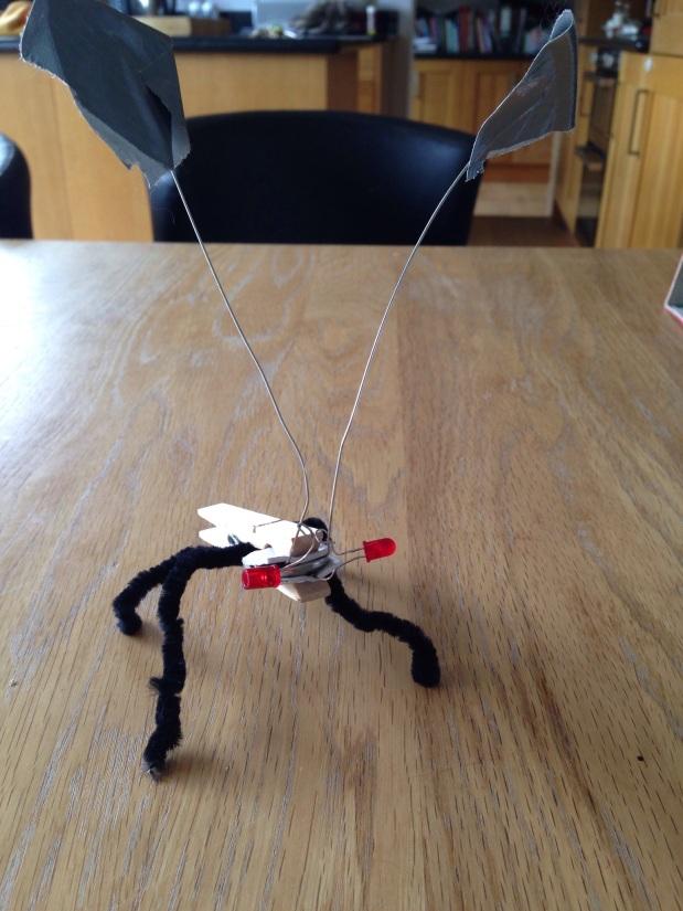 Super Simple Blinky-Bug Robots Kids STEMActivity